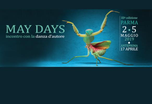 MAY DAYS 2019 Parma | terza edizione