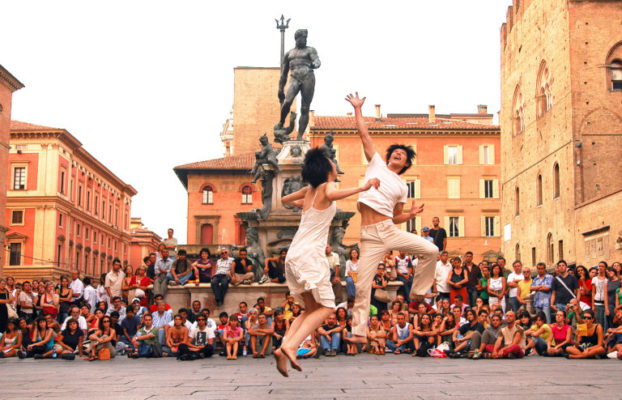 Focus on danza urbana per NID Platform