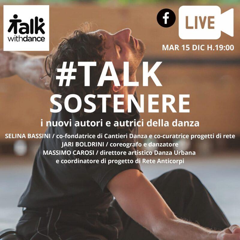 talk presentazione supportER - nuova azione della Rete Anticorpi