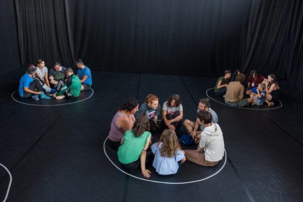 CorpoGiochi OFF - Festival Ammutinamenti 2018 | Cantieri Danza