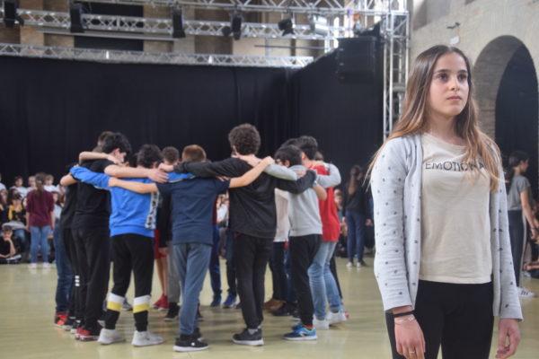 Compiti all'Almagià 2019 | CorpoGiochi a scuola | Festival Nutrimenti
