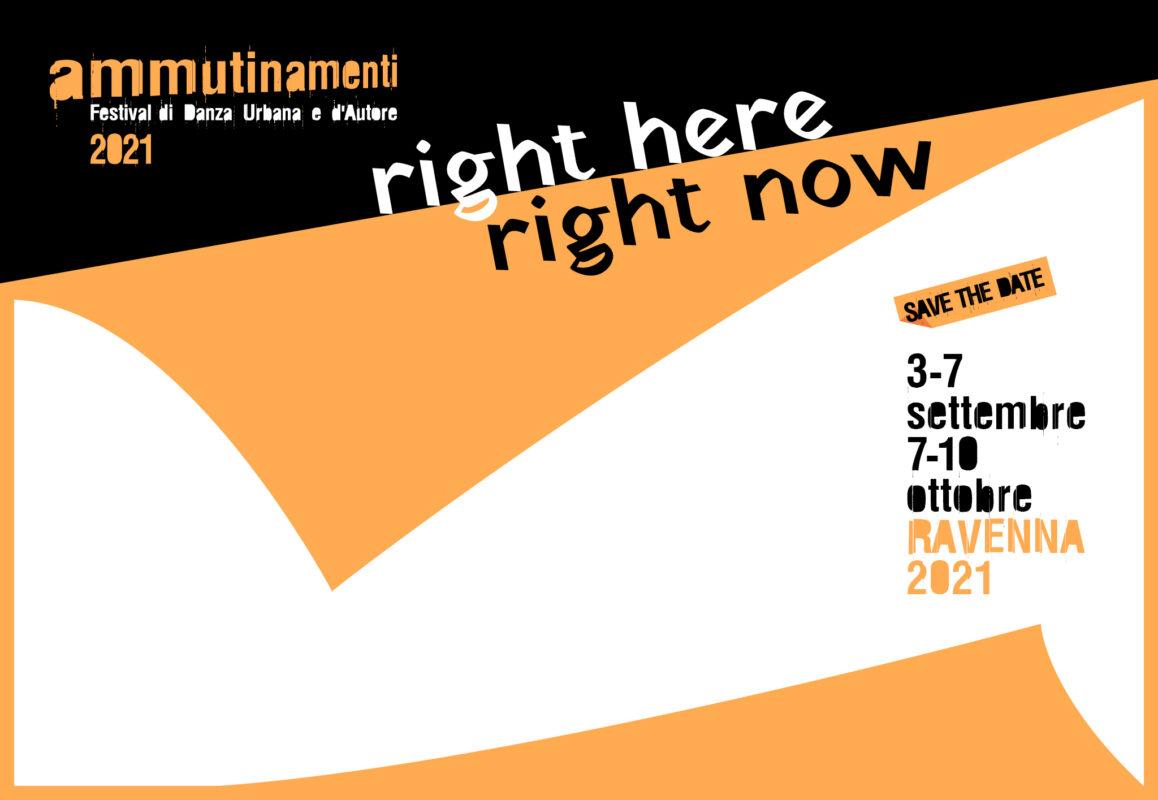 Ammutinamenti - edizione 2021 - Save the date