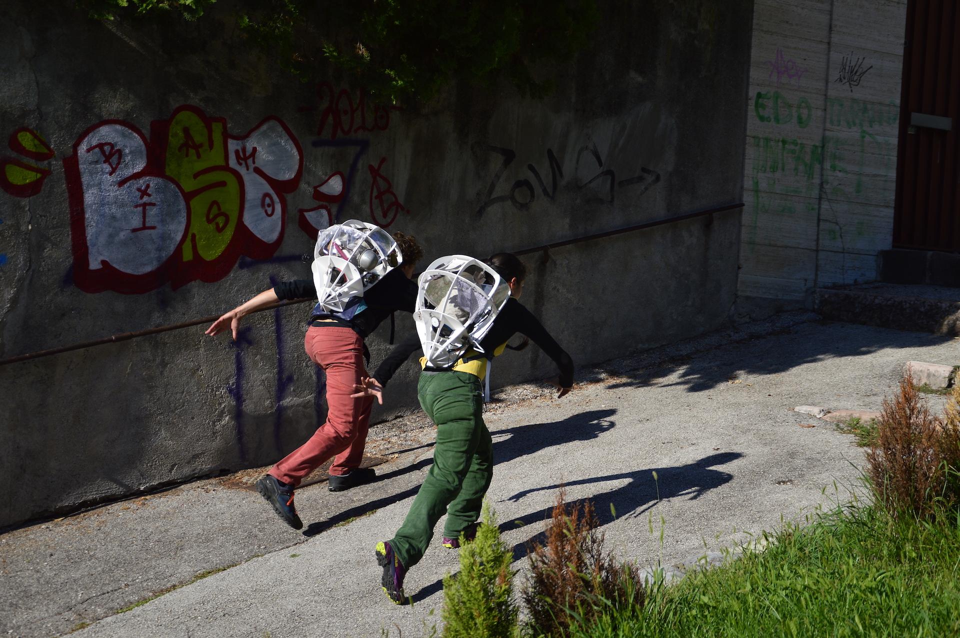 Oltrepassare - Dezulian-Porro - ph. Marco Castarolli