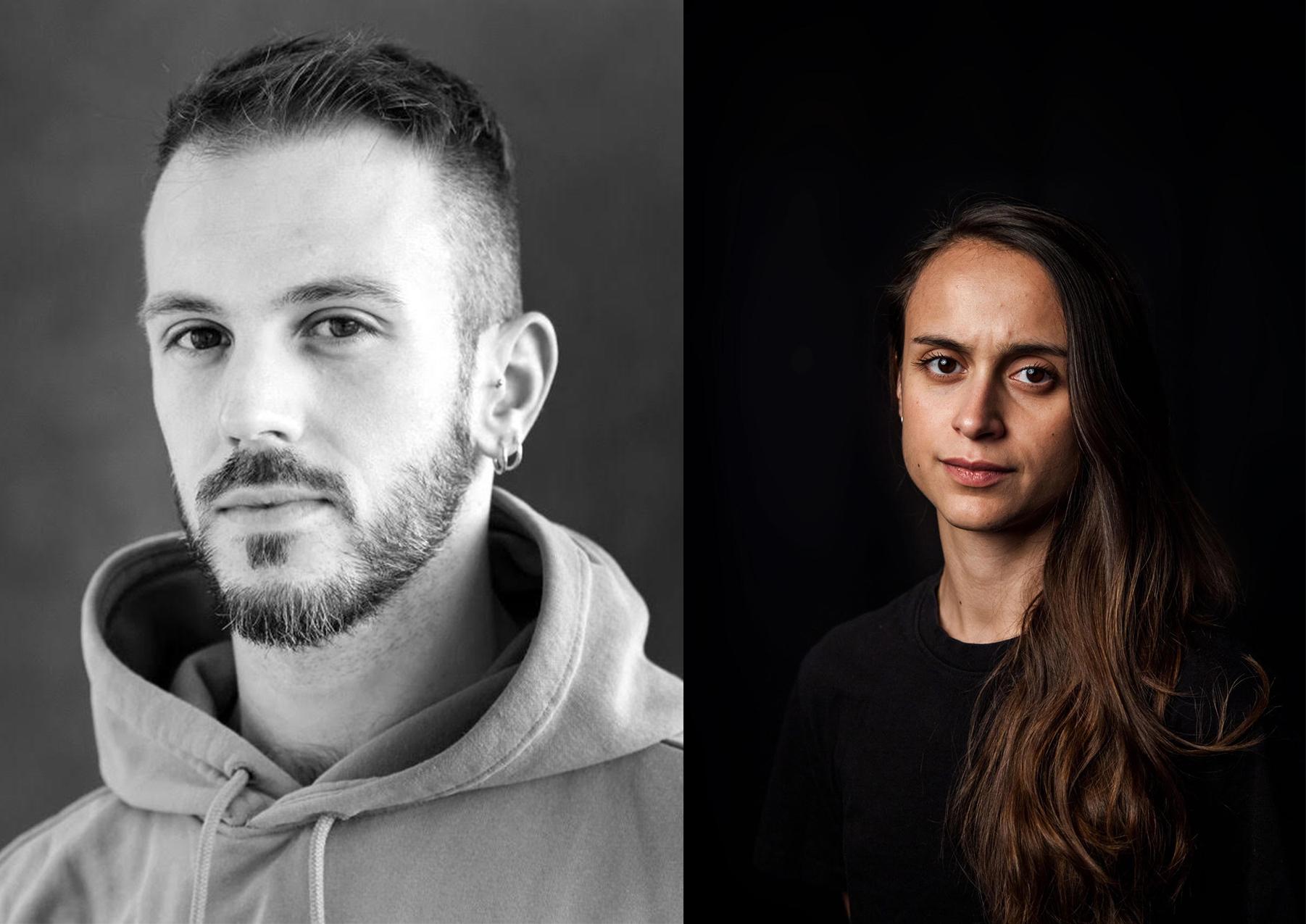 Emanuele Rosa & Maria Focaraccio