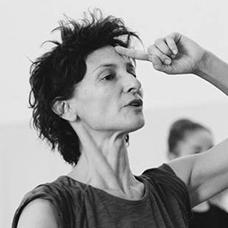 Carla Rizzu docente corso DanzAutore Ravenna / Cantieri Danza