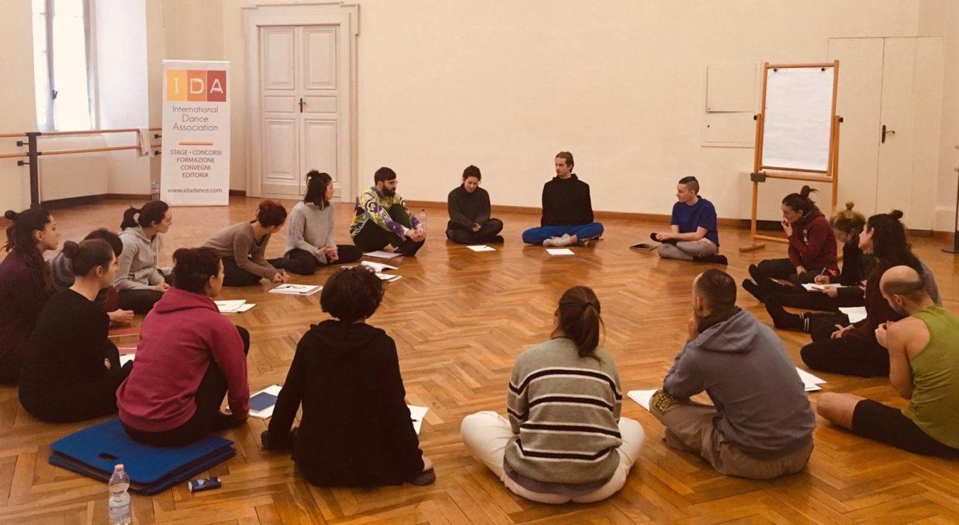 Corso DanzAutore Contemporaneo - sessione gennaio 2019
