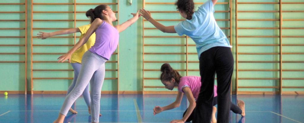Genoma scenico teens | laboratorio coreografico | Festival Ammutinamenti