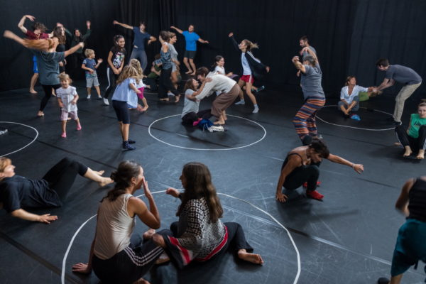 CorpoGiochi OFF - Festival Ammutinamenti 2018   Cantieri Danza