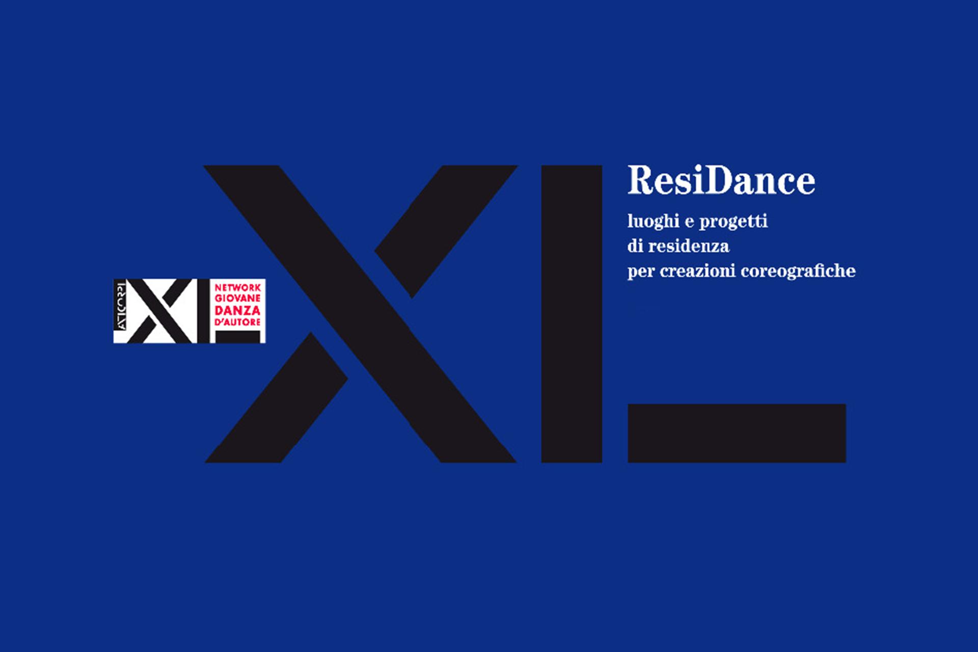 "Incontro ""Le danze delle residenze""   ResiDance XL"