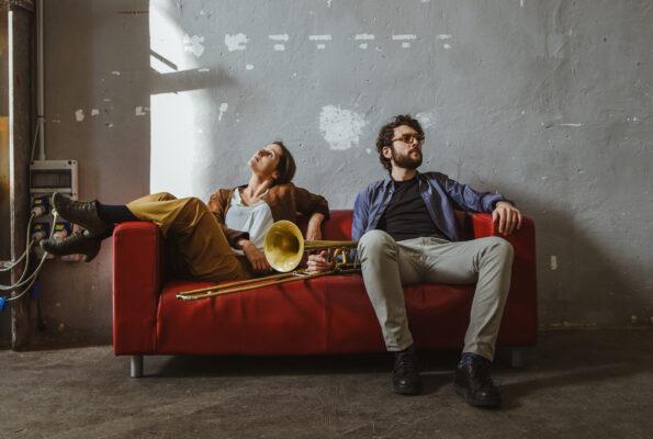 Camilla Monga e Filippo Vignato | Golden Variations