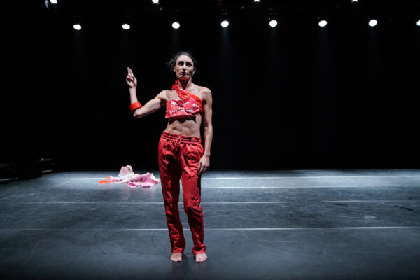 Your body is a battleground - Adriano Bolognino - ph. Andrea Avezzù