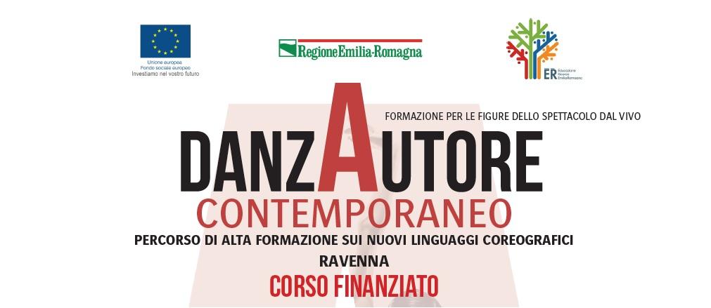 Corso DanzAutore contemporaneo