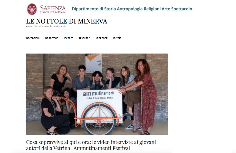 Le Nottole di Minerva